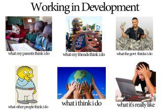 Trabajando en Cooperación al Desarrollo