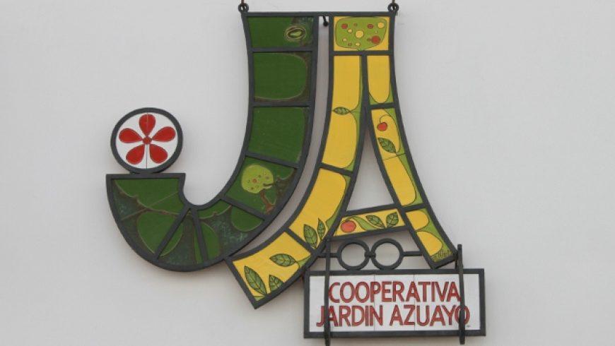 Orgullosas de nuestra contraparte JARDÍN AZUAYO