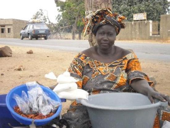 Ndéo Diouf, Senegal