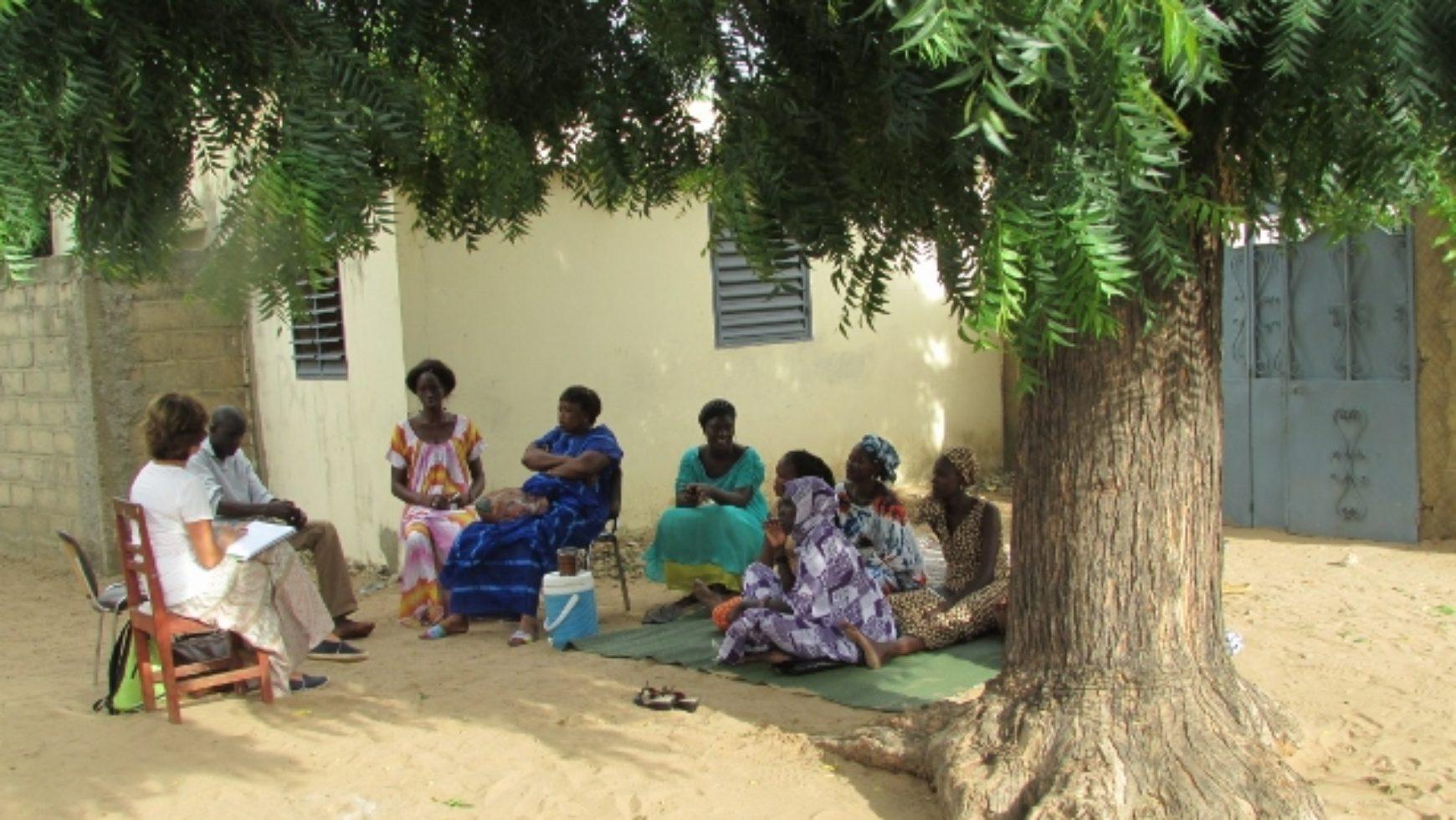 Convergence des femmes et des jeunes pour le Developpment, Senegal