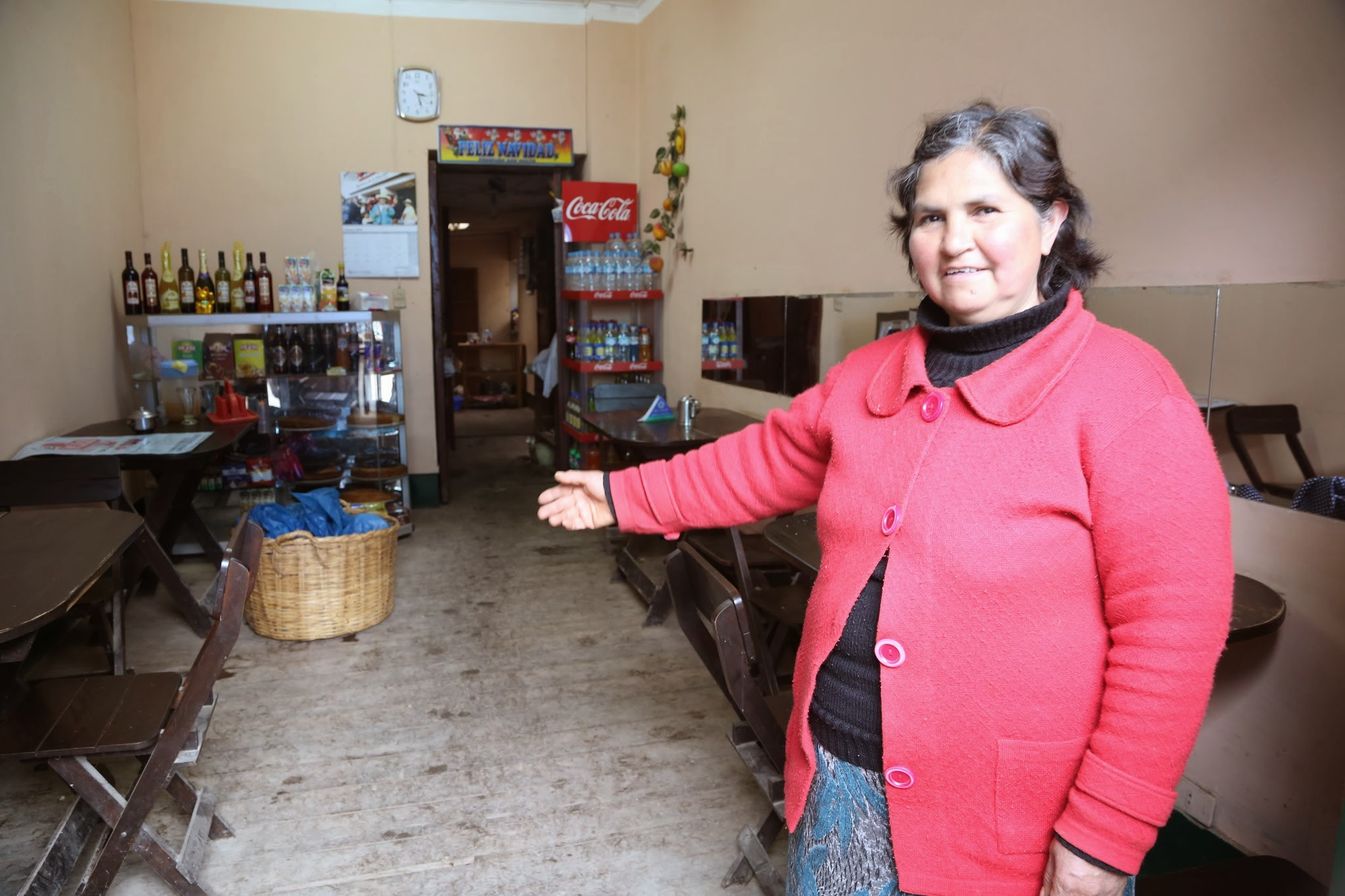 Doña Sarita, Perú